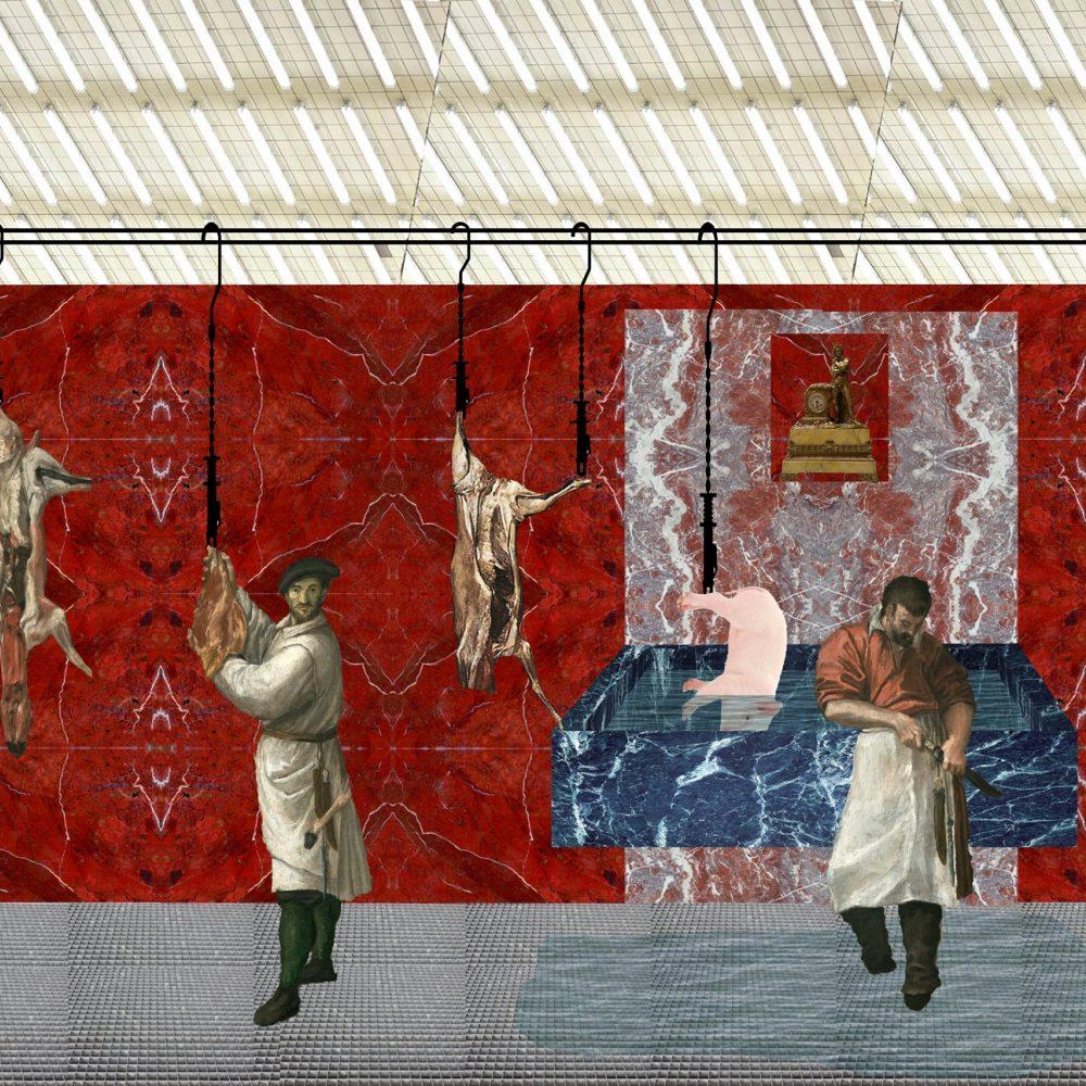 A slaughterhouse for a pendulum