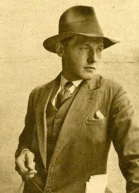 Portret Van Léon Stynen