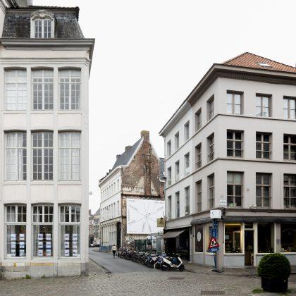Nieuwe Vleugel Design Museum Gent Foto Michiel De Cleene