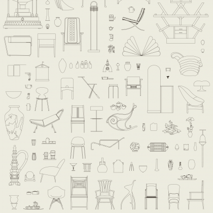 Object Stories objecten vierkant