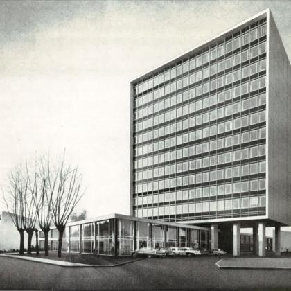 UCO gebouw