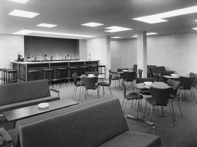 Remy Bauters La Maison bar 1961