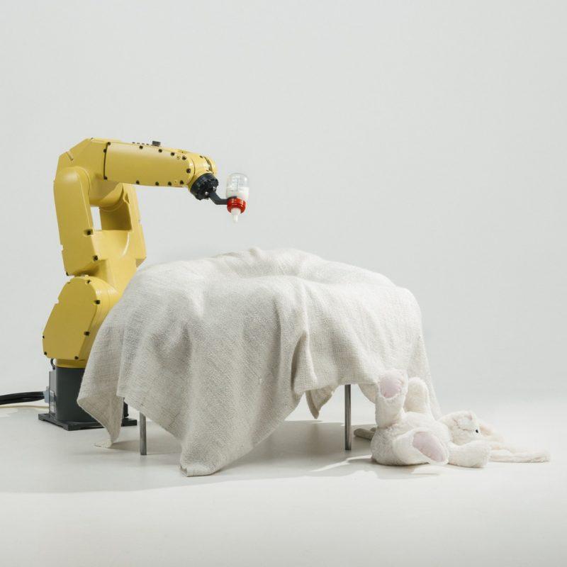 Hello Robot Stephan Bogner Philipp Schmitt Jonas Voigt Raising Robotic Natives
